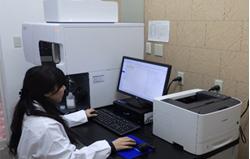誘導結合プラズマ発光分析装置
